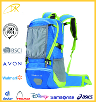 new 2015 Best camping backpack with waterproof cover sports hiking bag