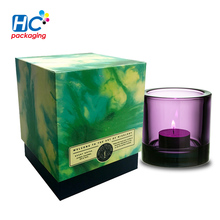 Retail Custom Luxury Packaging Candle Box for jars