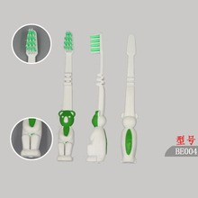 kid cute lovely dog pattern toothbrush for teeth care at low price