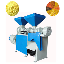 500kg per hour maize mill machines/maize grits grinding corn flour milling making machines