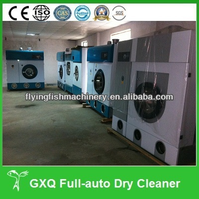 Professional various laundry used dry cleaning machine distributor