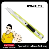 SXL-776 9MM PP Hand Mini Utility Cutter Knife for Office Usage