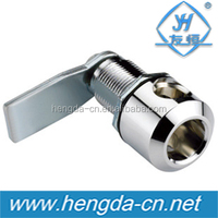 YH9149 High security top quality zinc alloy cylinder cabinet push pin tubular cam lock