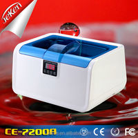 Digital ultrasonic cleaner with powerful tranceducer , super sonic , watch washing equipment