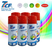 High Quality Sunrise 7CF Aerosol Spray Paint for Wood