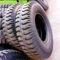 Cheap truck tire Bias truck rubber tyre 7.50-16 LT Huasheng and Taitong brand tire factory