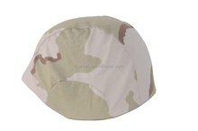 military camouflage helmet cover