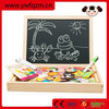 Wooden Drawing Board Magnetic Jigsaw Puzzle