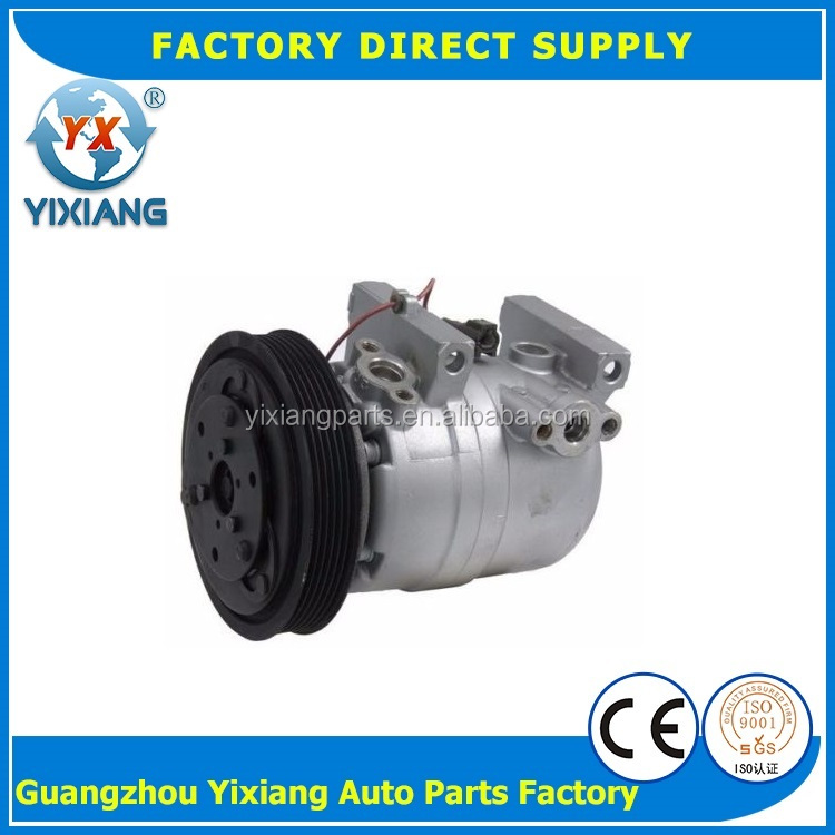 Air Conditioner 6PK 58010-45010 92600-69Y00 DKV14C Compressor For Nissan