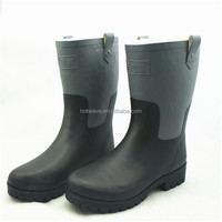 2015 China Fashion Waterproof Transparent Rubber Boots