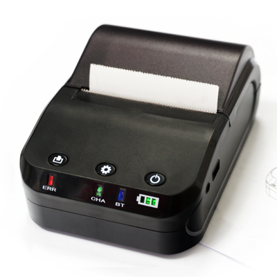 mobile bluetooth thermal recipt printer wifi optional