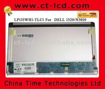 "LP133WH1 TL A2,C1 Laptop Display Fit for 13.3"" DELL 1320 LED Screen"
