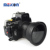 New Arrival 60M Diving Underwater Camera Housing For Canon 80D
