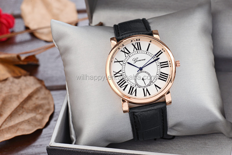 WJ-4624 2016 fashion geneva watches for women