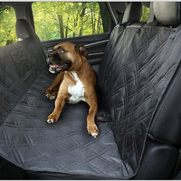 Hammock Luxury Quilted Waterproof 137*145CM pet dog Car Seat Cover wholesale pet safety travel accessory