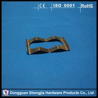 Customized high precision stamping parts battery contact plate cr2032 battery holder contact