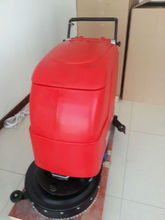 auto floor scrubber and dryer machine