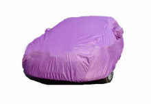 New design 190t Polyester taffeta folding garage car cover with great price