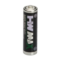 R6 ER6MX AA Size UM3 1.5V Zinc Carbon Dry battery