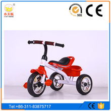 Cheap Baby Tricycle 2016 Kids / Kids Tricycle New model Children metal frame Tricycle with canopy