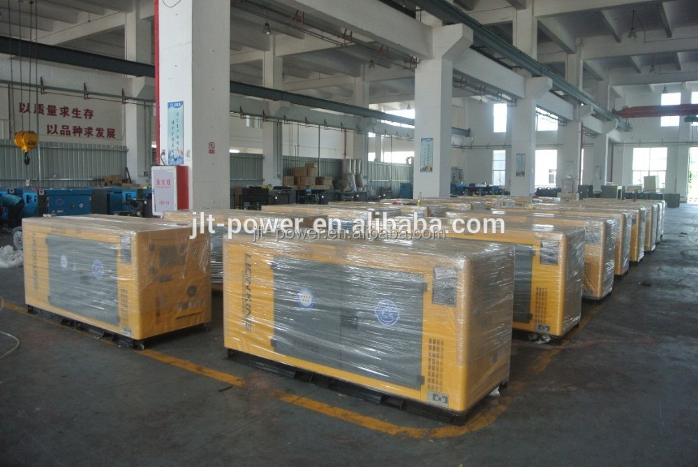 water cooled 3 phase military diesel electric motor generator