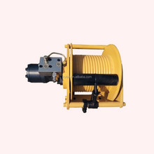 paragliding hydraulic winch for sale