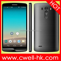China Android 5.0 5.5 inch STAR G3 mtk 6582 Quad Core RAM 412MB ROM 4GB 8.0MP Camera Salable Dual Sim Card Mobile phone