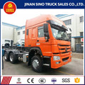 HOWO 371HP Chinese Standard Tractor Towing Truck Price