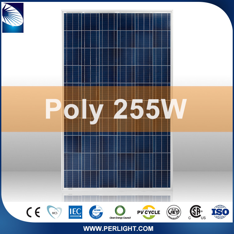 Competitive Price Tilt Low Price Superior Poly Solar Panels For Home System