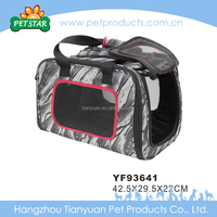 Handcraft natural Pet Dog Carrier Bag Supplier