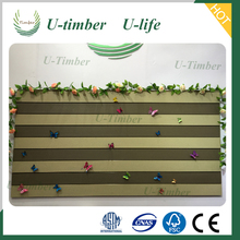 High Quality HDPE WPC Decking,Eco-friendly wood plastic composite panel