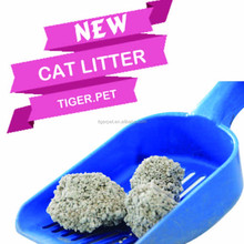 new natural bentonite clay cat litter production