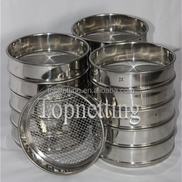 test sieves/screening mesh product/ flour sieve