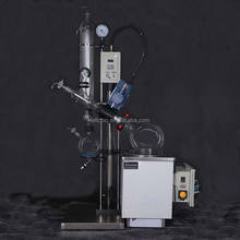 5L electric lifting rotary vacuum evaporators for lab test, Rotary Evaporator 10L vacuum distillation unit
