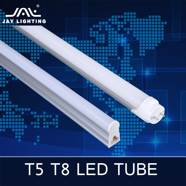 Jay lighting SMD1072 16W LED Tube T5 T8 G5 holder