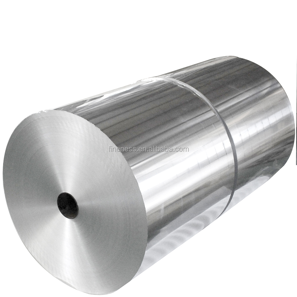 Soft High Quality Aluminum Foil Jumbo Roll for Food Container