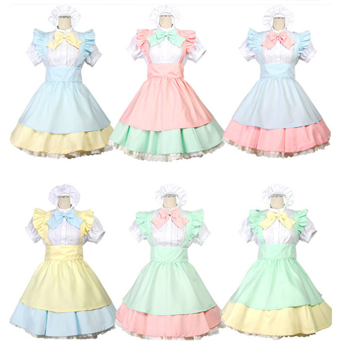 Buy Japanese Anime Cosplay Costume Sweet Lolita Classic Kawaii Maid