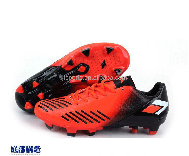2014 wholesale soccer shoes spike sport Nikel shoe