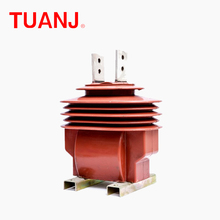 LZW-12 pillar type dry indoor strong insulation fully enclosed epoxy resin high voltage CT current transformer