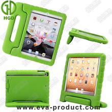 Fall resistant shockproof EVA foam for iPad mini Retina Display case for kids