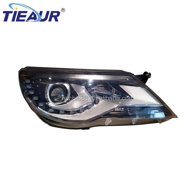 High Quality LED change headlight headlamp For VW Tiguan