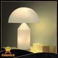 Modern Decoration Glass Base Table Lamp