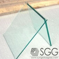 6mm 8mm 10mm annealed tempered glass cut to size