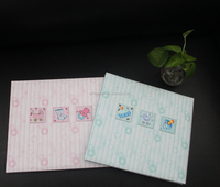 China hangzhou hot PU photo scrapbook album