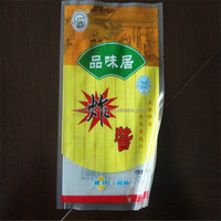 custom printing fashion plastic food vacuum bags