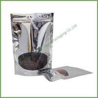 Aluminum Foil Plastic Packaging Bag with the Clear Window for White or Red Sugar