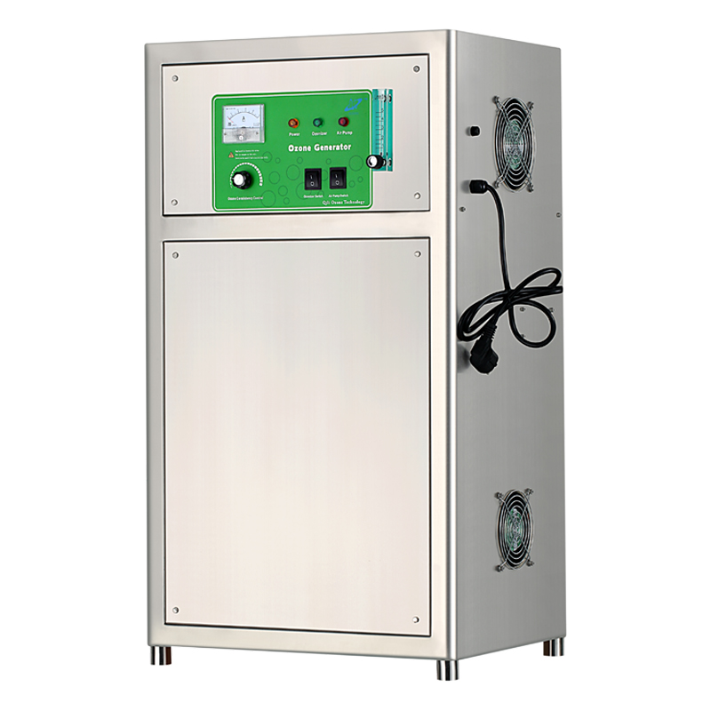 High Output Ozone Water Generator Water Plant Ozonizer