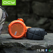 QCY-BOX2 Bluetooth speaker 2017 mini waterproof portable bluetooth speaker for outdoor