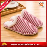Cheap promotional thin sole dress slipper name brand wholesale slippers shoes