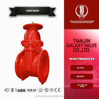 OS & Y type Resilient Seated Gate Valve